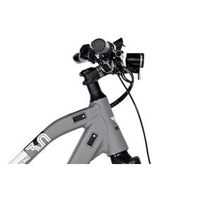 HAIBIKE SDURO Trekking 3.0 Damen grau/weiß/schwarz matt